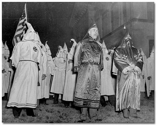 The Ku Klux Klan in history and today | OUPblog